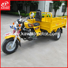 Kavaki Hot Sales Economic Model Tricycle Three Wheel Motorcycle For Cargo Delivery