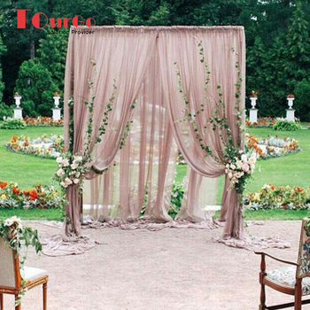 Tourgo Diy Wedding Backdrop Stand For Ceremony