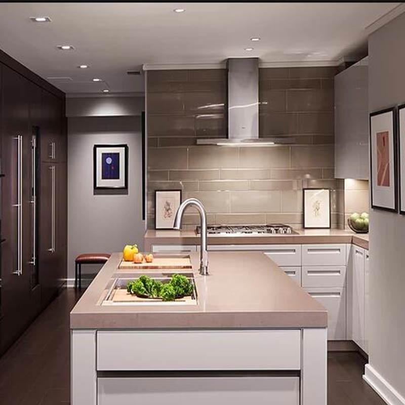 Modern Kitchen Cabinets Pantry Design