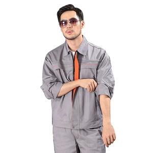 Wholesale Jacket&Pant Factory Winter Wear Resistant Engineering Clothing Automobile Repair Work Uniforms Workwear M-4XL