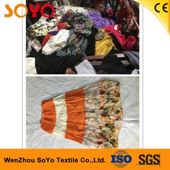 china used clothing supplier actory bulk second hand clothing for dubai UAE