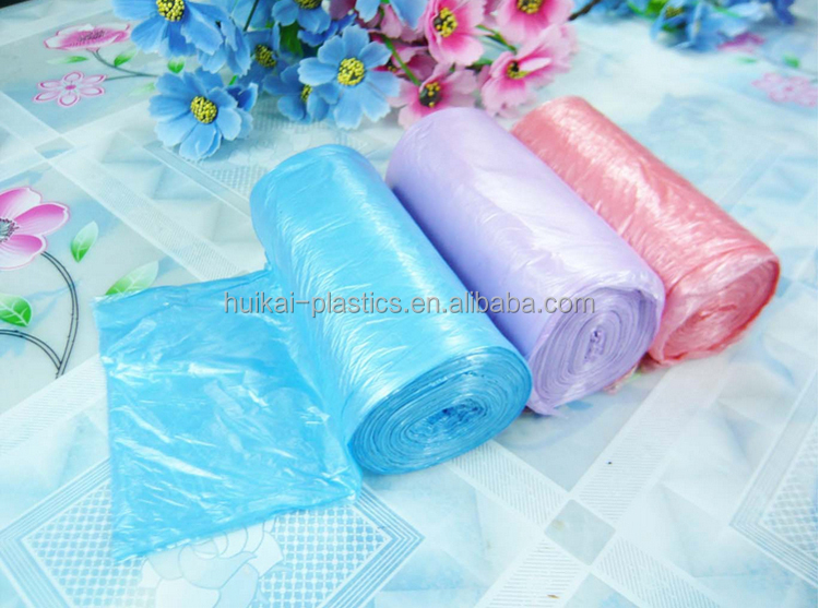 Small Wholesale Products Disposable Car Trash Bag Biodegradable Garbage