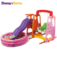 Wholesale slide and swing set playground,Happy Outdoor kids swing and slide