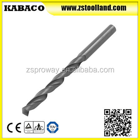 2015 taper twist drills for metal drilling made in China