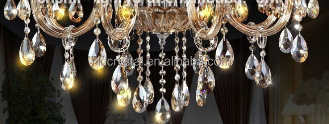 Crystal Chandelier Parts For Chandelier Accessories - Buy Clear ...