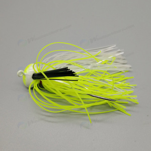 new arrived ready stock all size cheap price fishing jig lure, 1 oz jig head