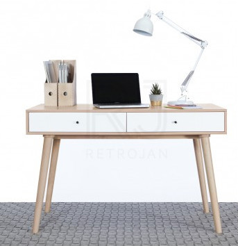 UK hot sale SCANDINAVIAN STYLE OFFICE DESK