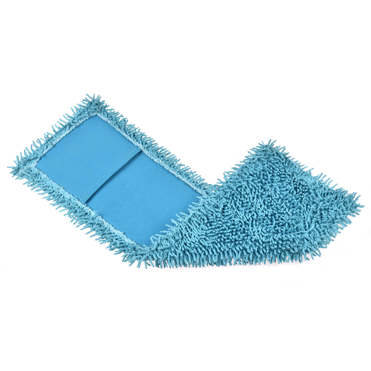 Home cleaning floor dust mop refill vluggertje microfiber mop pads