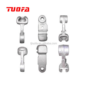 China Manufacture Electric Power Fittings Socket Clevis / clevis yoke/ clevis shackle
