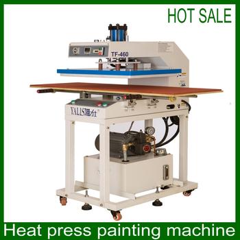High Frequency Digital Heat Press Cloth Fabric Printing Machine Have Big  Discount - Buy Cloth Fabric Printing Machine,Digital Heat Press Machine,Big