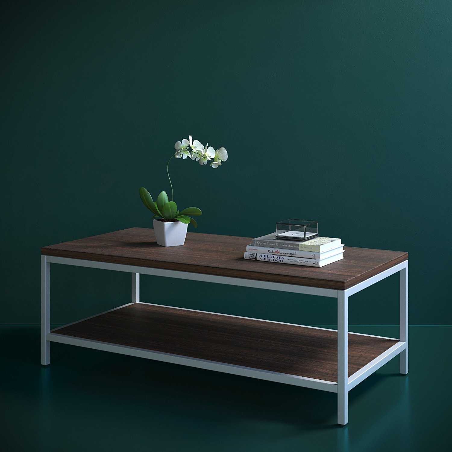 Attirant Get Quotations · Bamboogle BKL 20 S 4924 G Industrial Chic Bamboo Furniture  Rustic Coffee
