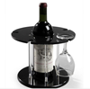 Factory direct price durable articles stylish acrylic red wine display rack