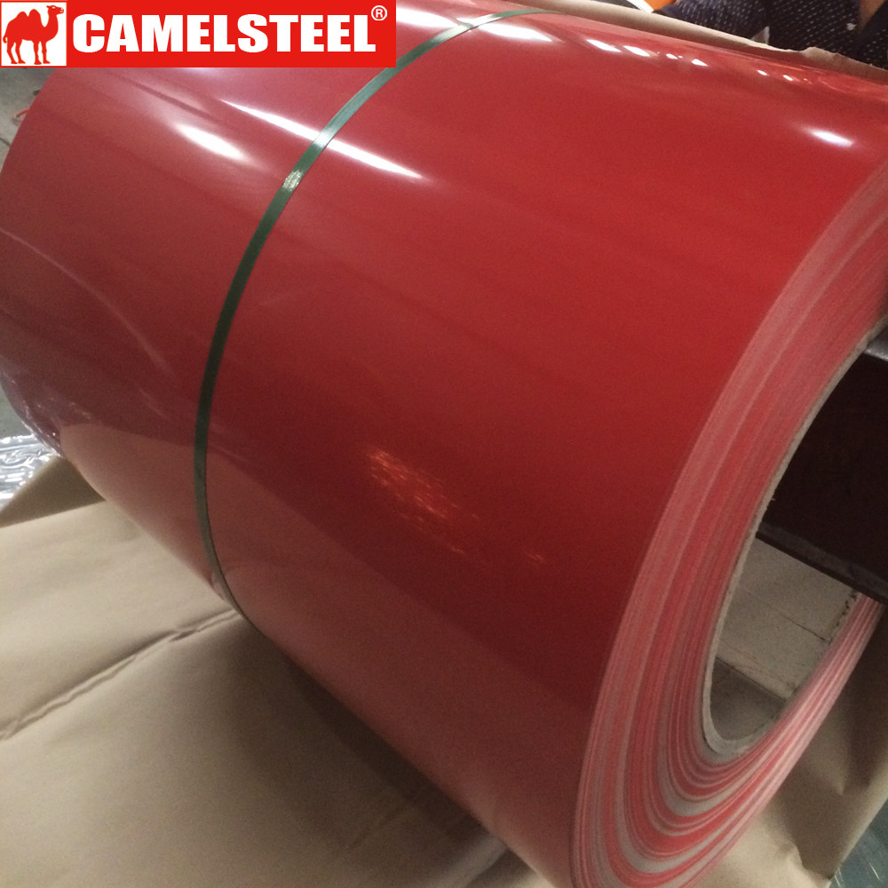Chinese Roofing Steel Hot/Cold Rolled Steel Coil Color Coated