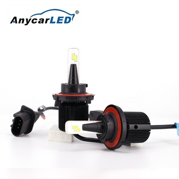 Best super auto led kit headlight lamp car front lights