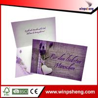 scrapbook paper cards custom design