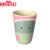 Biodegradable durable Bamboo fiber +melamine cup with customized printing