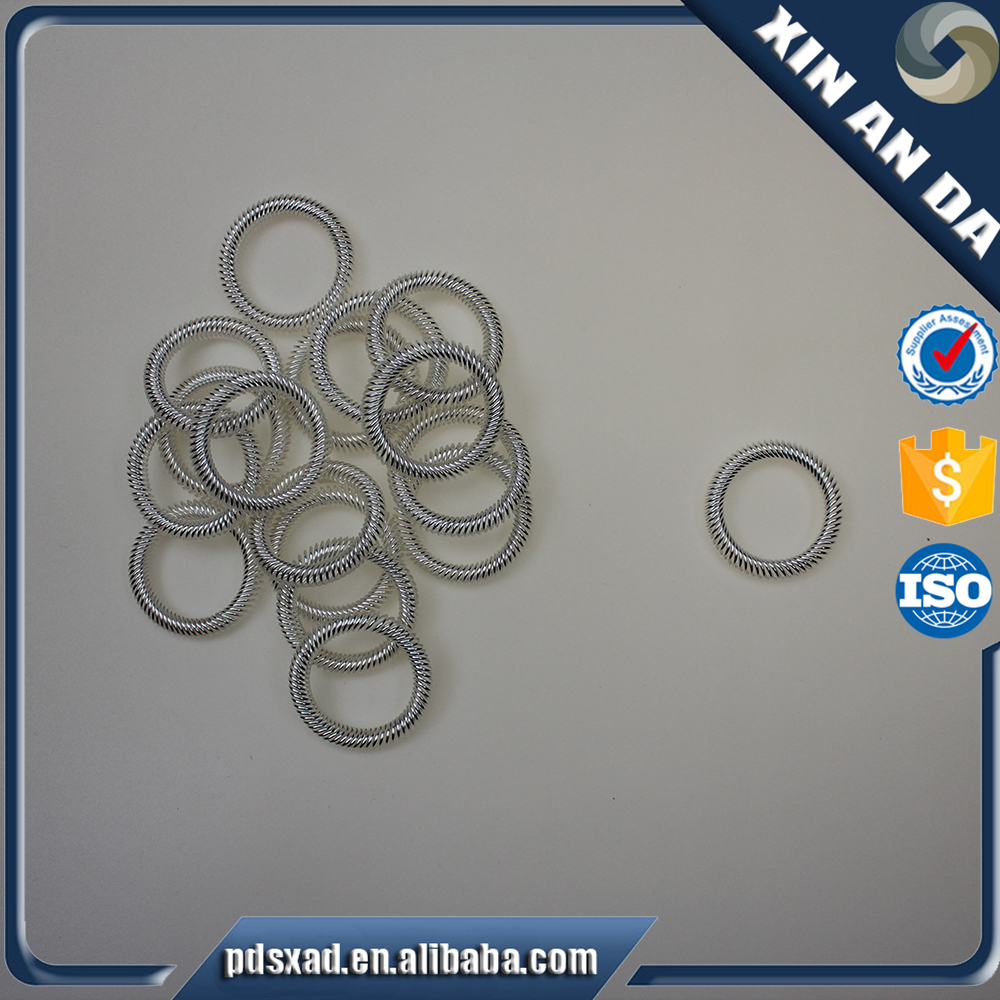 plastic flat coil springs isolator