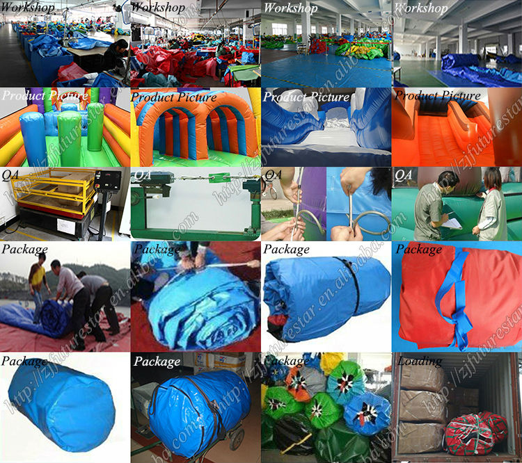 Portable PVC tarpaulin inflatable pool equipment