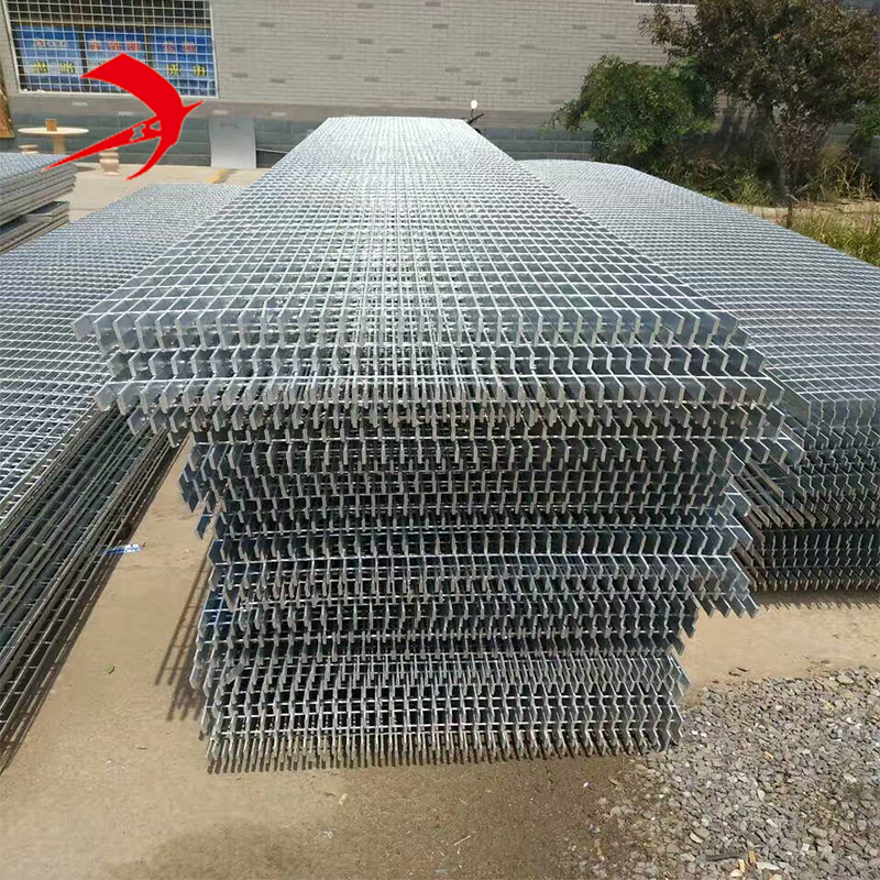 China Professional Supplier Low price Welded Webforge Steel Grating