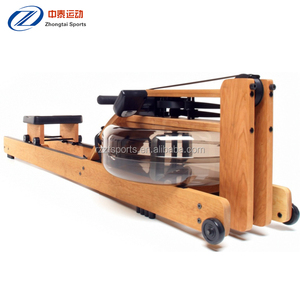 Hot Sale Wooden Water Rowing Rower Machine