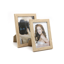 Can custom cheaper different frame sizes mdf wooden photo fame shadow box with plastic for in accordance picture design