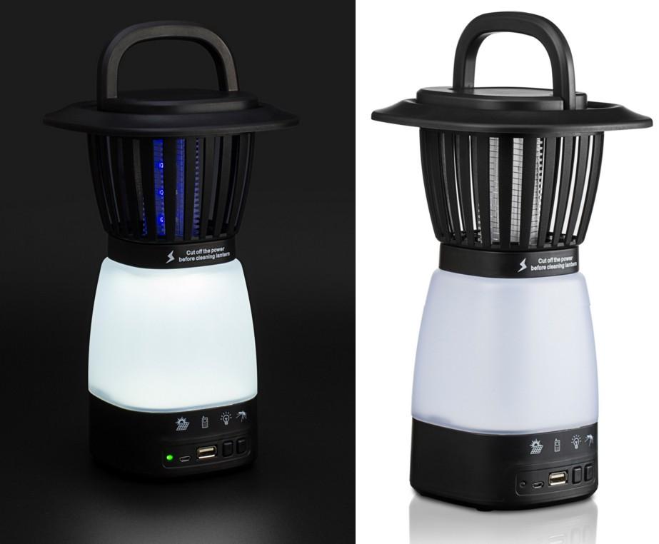 wholesale solar led light mosquito killer lamp led lantern light