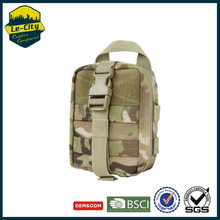 Top Selling Multicam Color Medical Pouch Bag First Aid Bag For Outdoor Survival kit