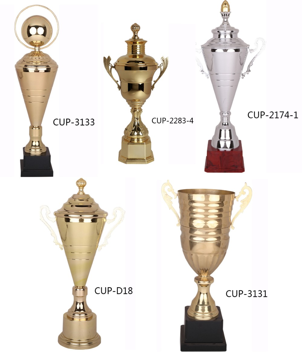 New design bronze trophy metal trophy cup sport trophies for How to design a trophy
