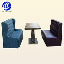 Hot selling booth sofa set voor <span class=keywords><strong>restaurant</strong></span>