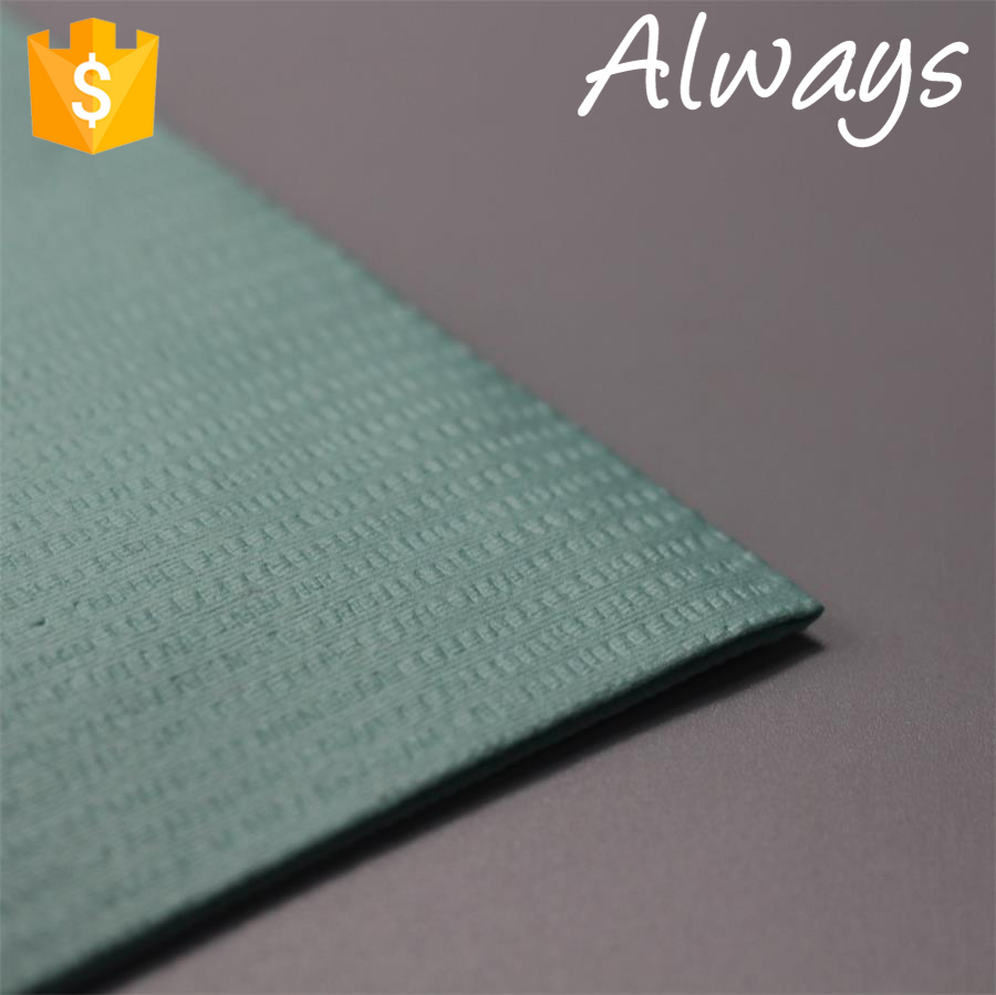 Disposable Spunlace absorbs oils cellulose polyester Wipes