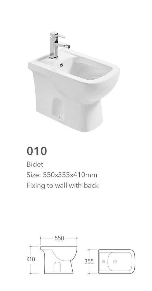 Hot sale 3 pieces ceramic bathroom sanitary ware suite with new price