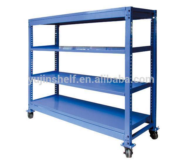 Storage Racks With Wheels Wire Iron