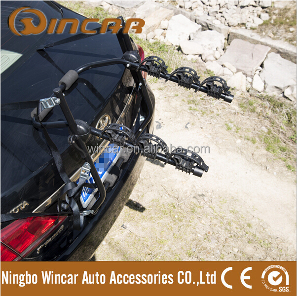 Universal Car Rear Bike Carrier Car Bicycle Carrier For 3 Bicyle
