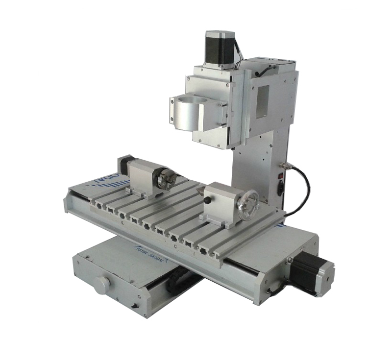 China Benchtop HY3040 4 axis Superstar CNC