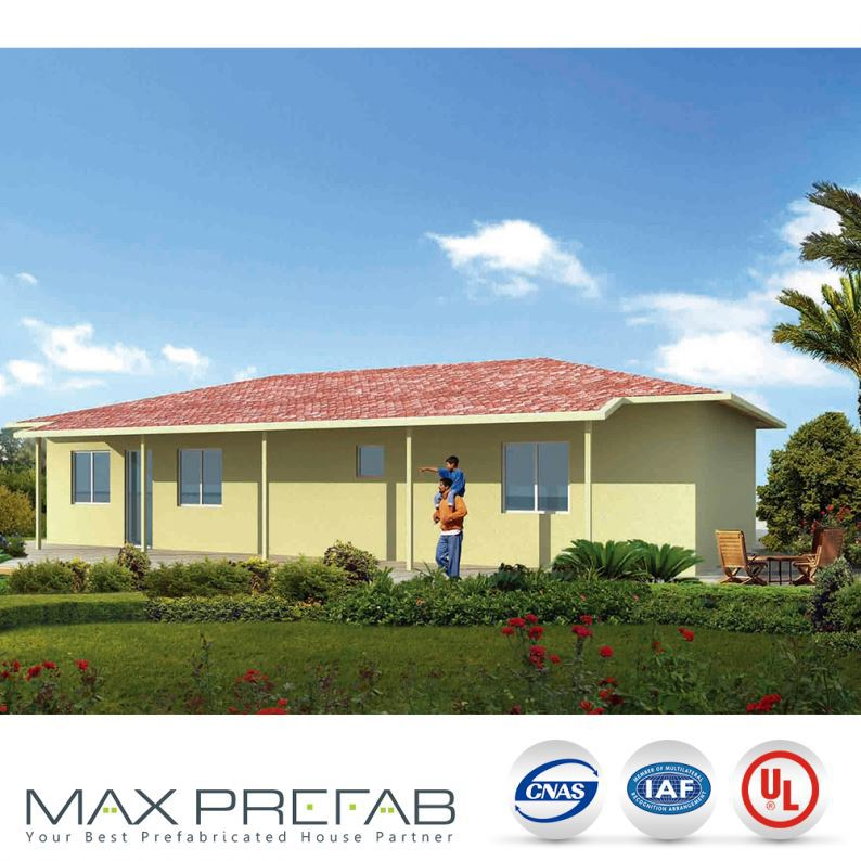 PV118 modern homes moduler 2 floor building prefab mobile home