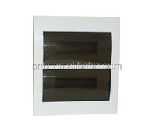 24 Pole Recessed Mount Distribution Board IP40