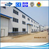 Commercial Prefabricated Steel Structures Buildings with Multiple Span