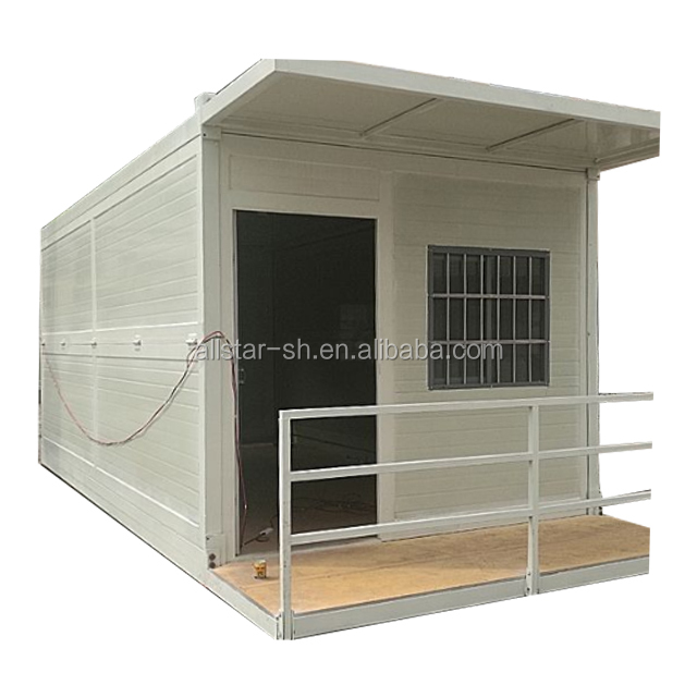 Foldable house/Shanghai mobile home prefabricated homes/ Foldable and folding house container