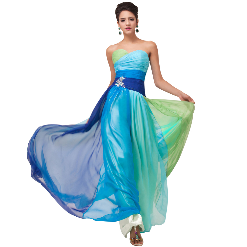 Cheap Ombre Dress Prom, find Ombre Dress Prom deals on line at ...