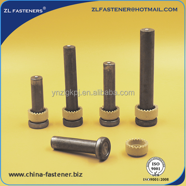 Shear Stud Shear Connector With Ceramic Ferrule