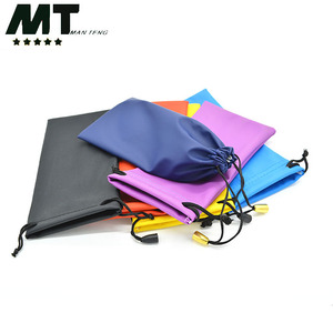Top quality customized Microfiber Glasses Pouch;reading glasses pouch