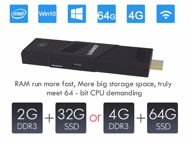 All In One Thin Client Intel 8350 Ubuntu 16 04 System Mini Pc With Ram 4g  Rom 64g - Buy Thin Client Product on Alibaba com