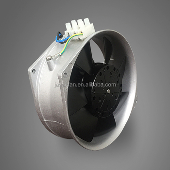 115V 230V 380V 172*150*55mm AC axia lfan Large Air Flow Ventilation Fan (FJ16052MABD)