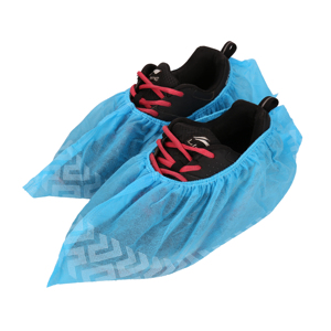 Cheap Non Woven Shoe Cover Waterproof Disposable Non Slip Shoe Cover