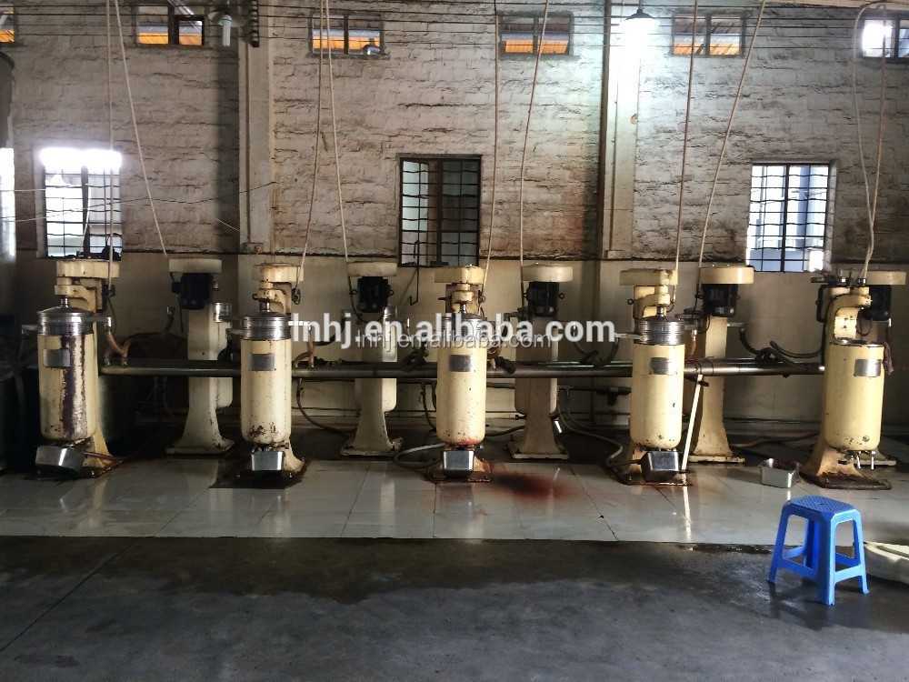 high automatiion tubular centrifuge separator plasma blood cell