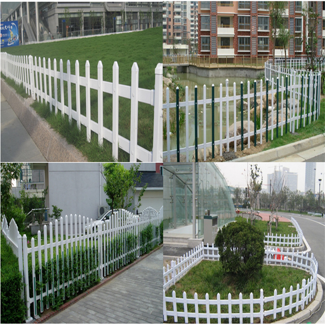 garden fence lowes. HangLi Low Price PVC Garden Fence Lowes