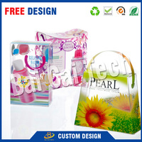 Newly products custom design plastic clear small wine gift boxes wholesale