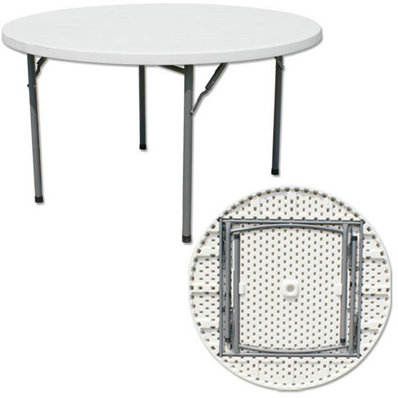 China 6ft Round Folding Table Wholesale Alibaba