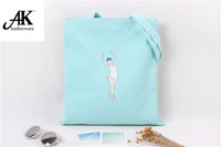 AKleatherware small Photo Gallery cotton canvas bag