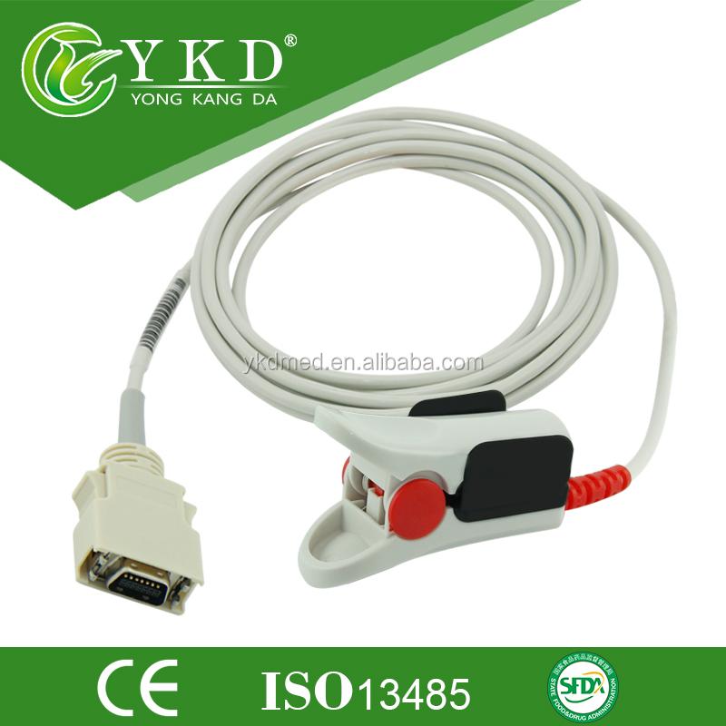 Nellcor 14 Pin Finger Pulse Oxygen Sensor Pulse Oximetry Spo2 Sensor - Buy  Oximax Ds100a Spo2 Sensoe,Oxygen Probe,Nellcor Ds-100a Spo2 Probe Product